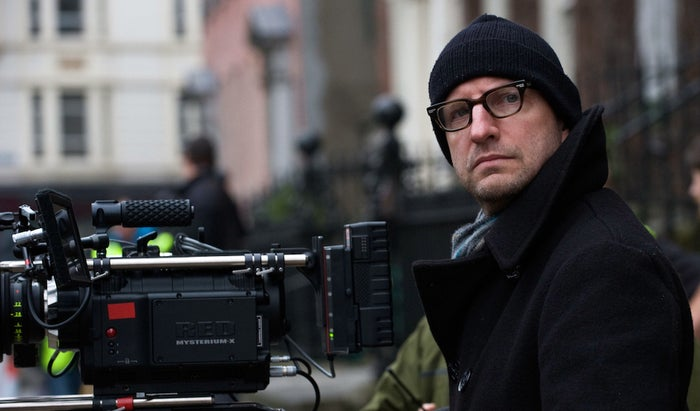 After years of threatening retirement, director Steven Soderbergh officially has no more feature films on his docket after the release of this weekend's pharma noir Side Effects. (His Liberace biopic Behind the Candelabra will air on HBO later this year.) There is perhaps no other filmmaker alive whose filmography has swung as far from major Hollywood fare to tiny experimental art films, and back again, and back again, as Soderbergh's. To celebrate what could be the final year of his movie career, we catalogued and ranked every single one of his solo directing efforts from the most mainstream to the least. Starting with...