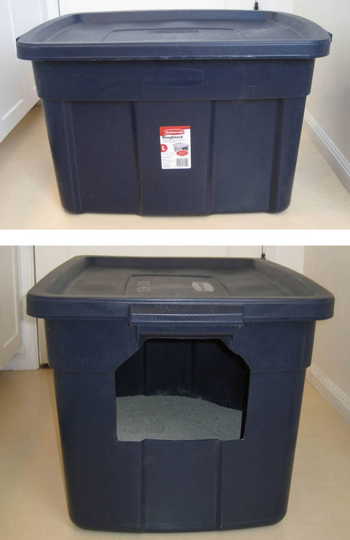 cat litter box furniture diy. brilliant cat the 6 litter box hider in cat furniture diy e
