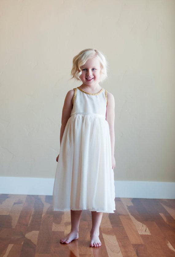 Grecian Girl Dresses
