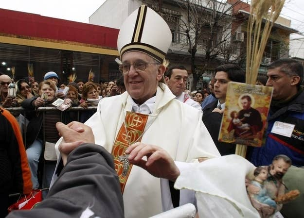 Cardinal bergoglio betting odds csgojackpot betting on sports
