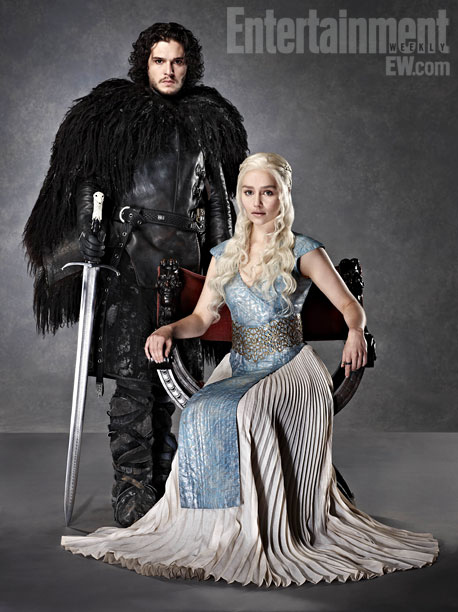 Image result for dany and jon relationship