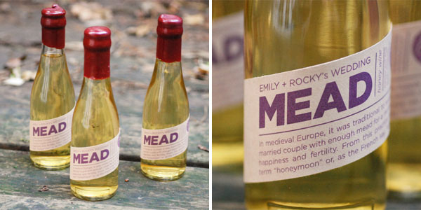 Small Bottles of Mead