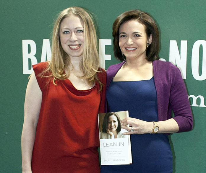 Sheryl Sandberg's Twitter Audience Is High-Earning, Influential