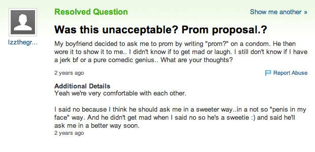 24 Creative Ways To Ask Someone To Prom
