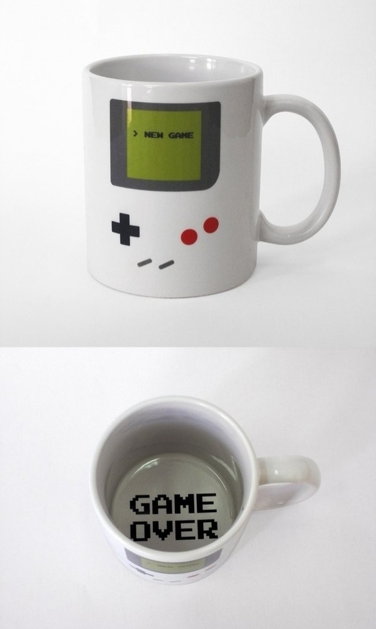 For the gamer: