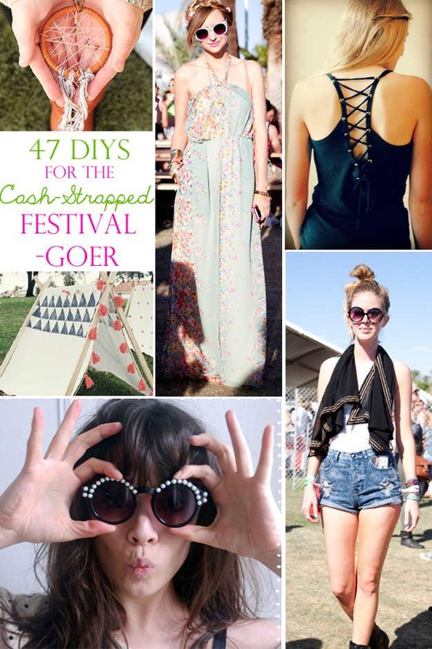 379f6a171c 47 DIYs For The Cash-Strapped Music Festival-Goer