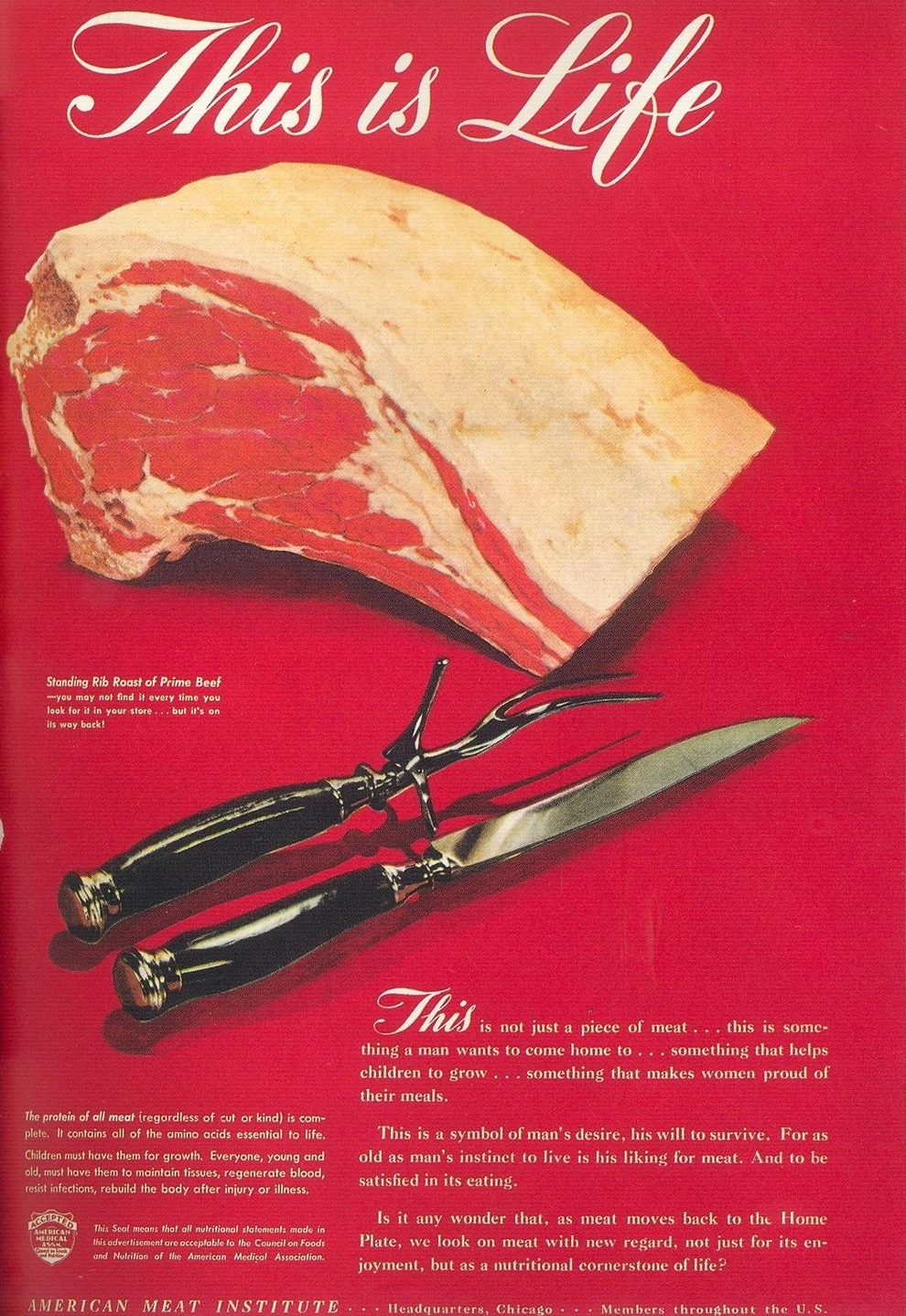 18 Meat Ads