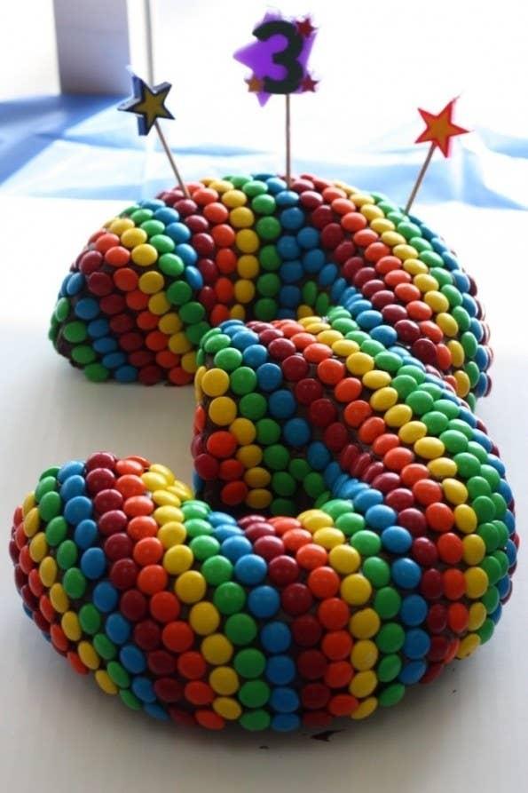Amazing Birthday Cake Ideas - 15 year birthday cake