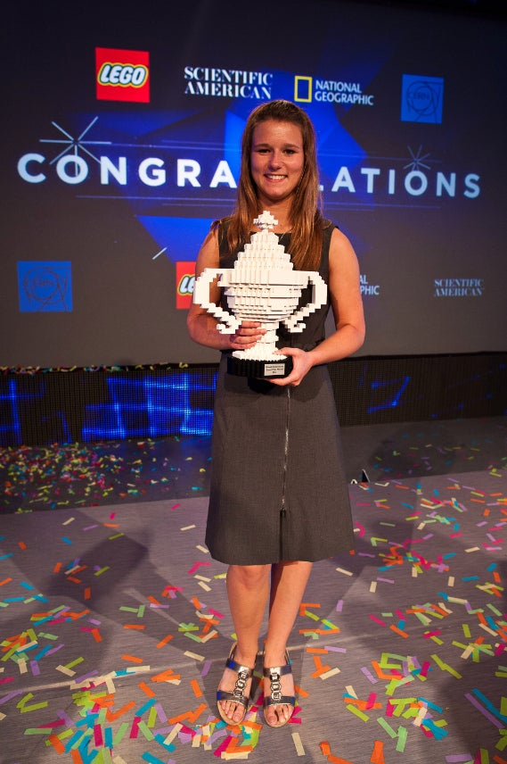 In 2012, at age 17, Brittany Wenger took top honors at the Google Science Fair for the invention of a program that would enable doctors to use less invasive methods for detecting breast cancer, based on an artificial neural network that she coded herself for over 600 hours. Preliminary research for the project began when she was in middle school.