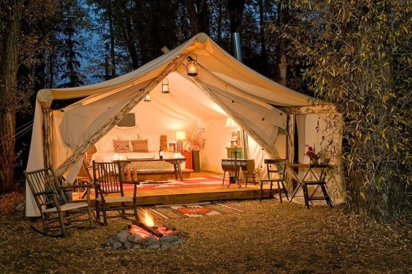 Redtail Resort in Jackson Hole WY. & 24 Tents Youu0027d Actually Love To Camp Out In