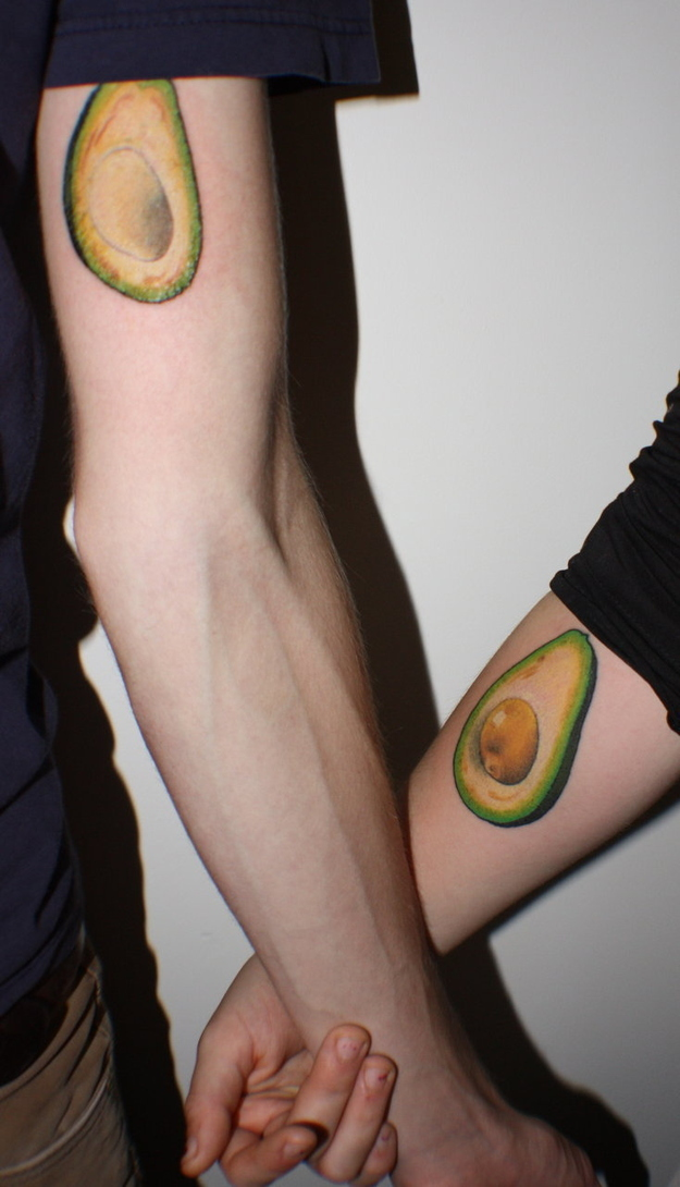 74 matching tattoo ideas to share with someone you love for Matching tattoos for couples in love