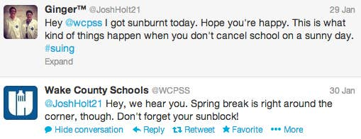 16 Sassy Tweets From The Nation's 16th Largest School District
