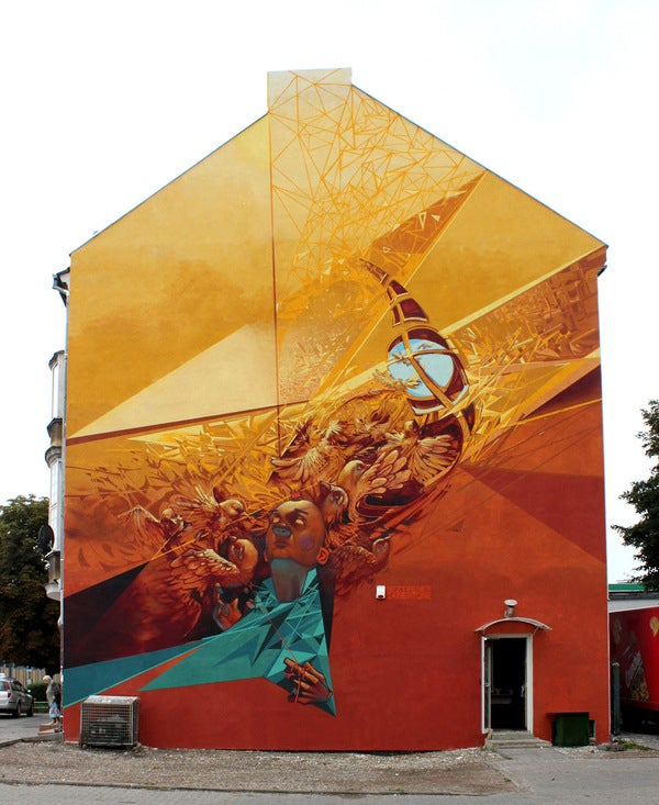 Artist: Betz & Stainer Location: Poland