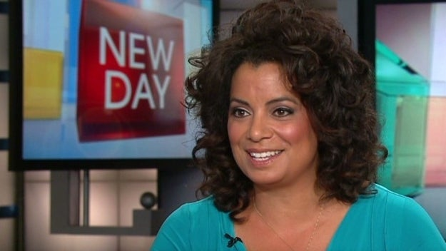 New Day's news reader is a natural in the mornings and could wind up being the show's secret weapon. Every once in a while the producers should give hosts Chris Cuomo and Kate Bolduan a breather and let Pereria hold down the fort just to see what happens.
