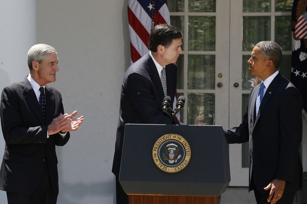 Obama Says His FBI Nominee Will Respect Your Privacy