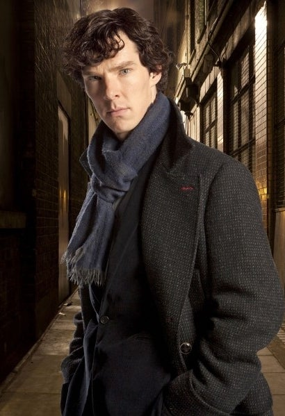 As Sherlock on Sherlock
