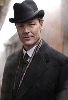 As Sir Richard Carlisle on Downton Abbey