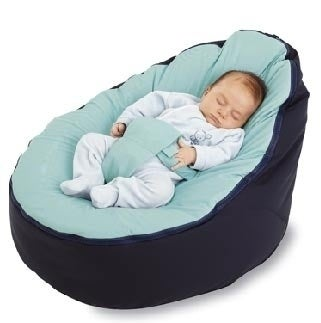 Babes dig bean bags. Get it from Amazon for $49.99+.