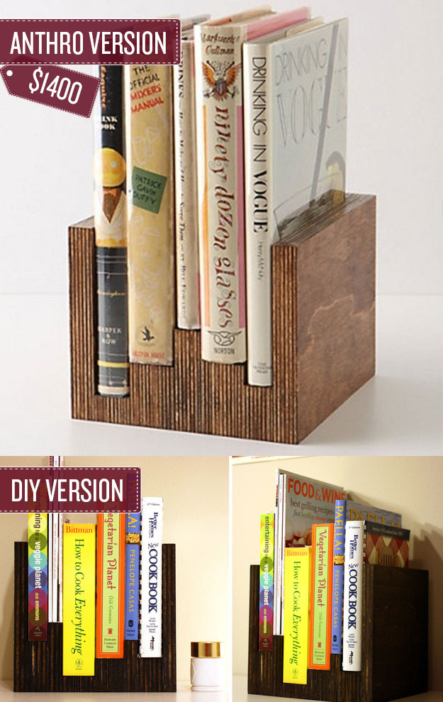Build this bookcase.
