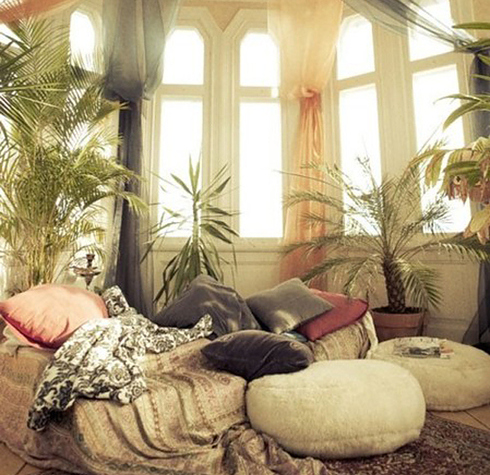 36 stunning bohemian homes you d love to chill out in