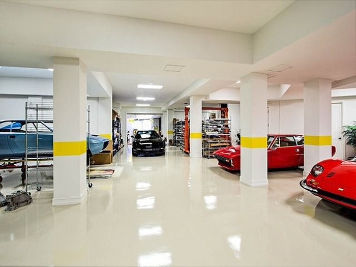 With 8,500 square feet of raw horsepower eye candy, this freshly polished showroom is a worthy home for even the rarest automobile collections.