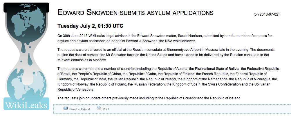 asylum to snowden essay Edward snowden- hero or traitor essay - before all of the top secret nsa (national security agency) documents on which details of a global surveillance system run by nsa were breached, edward snowden was an american computer specialist, a cia member, and an nsa contractor.