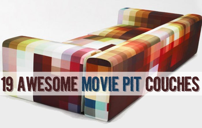 Awesome Couches 19 couches that ensure you'll never leave your home again
