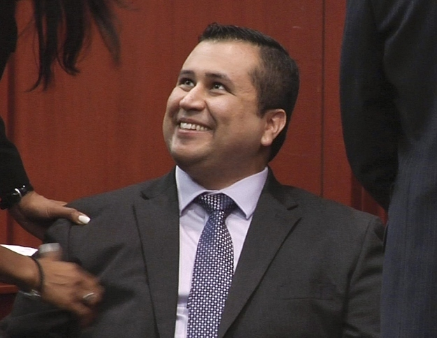 Civil Case Against Zimmerman In Florida Has Little Chance Of Success