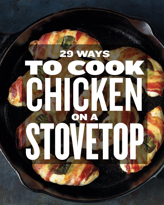 how to cook grilled chicken on stove