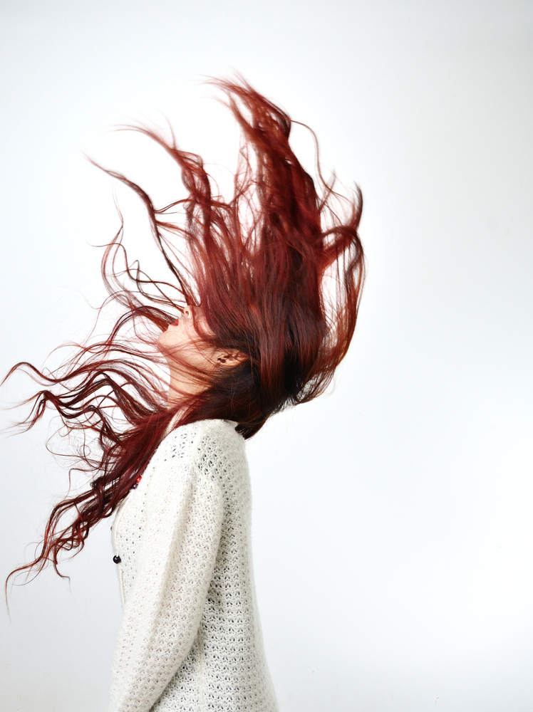 how to keep dyed red hair red longer