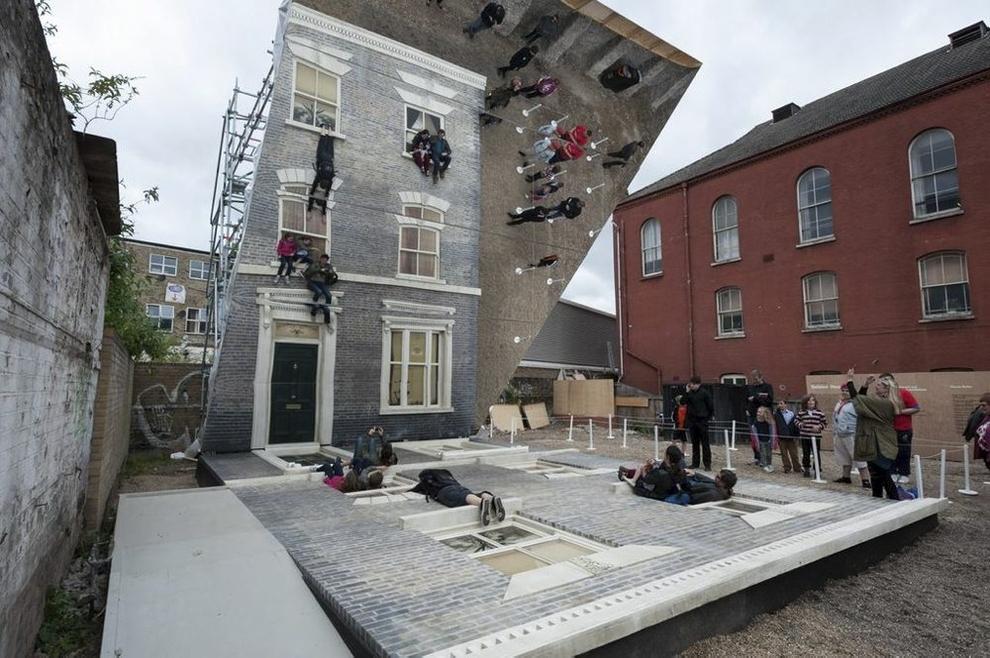 """""""Dalston House"""", de Leandro Erlich"""