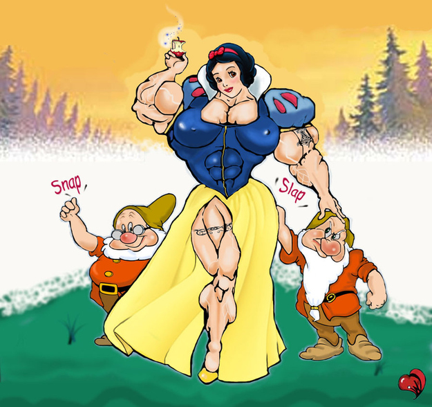 18. 15. Snow White and the Seven Rounds of Daily Steroids