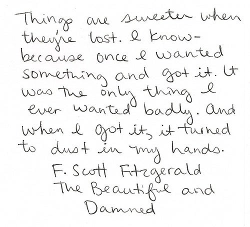 F Scott Fitzgerald Love Quote Glamorous 12 Quotes That Make You Wish F.scott Fitzgerald Would Write You A