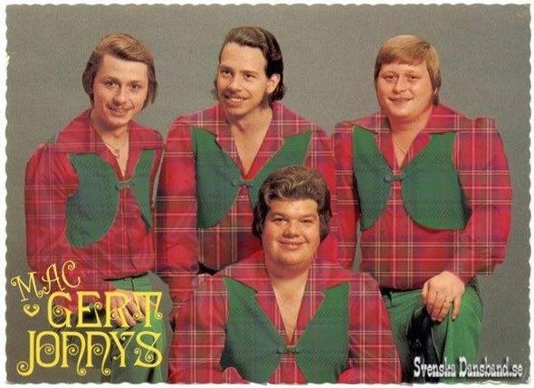 Bilderesultat for bad dresses band 70s