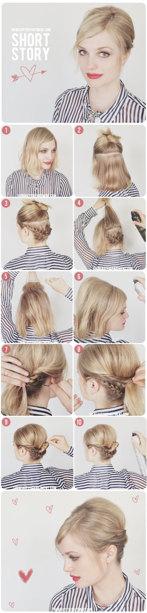 20 Ways To Take Your Short Hair To The Next Level