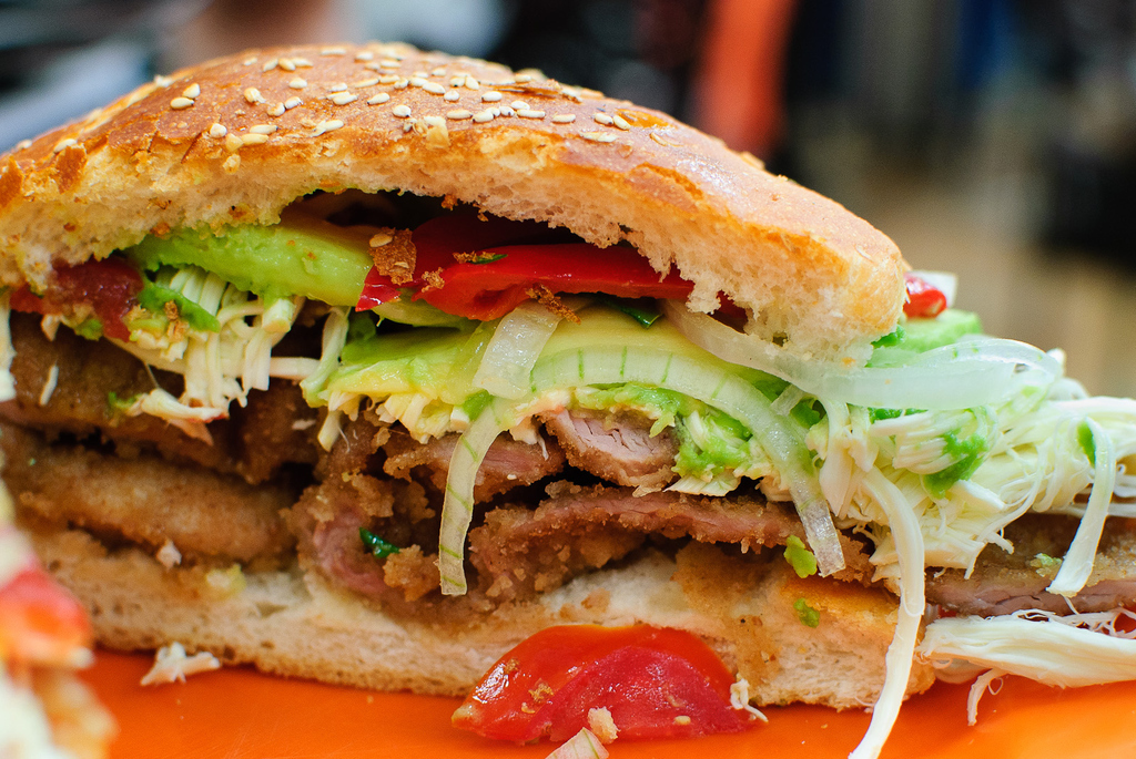 Around The World In 29 Sandwiches