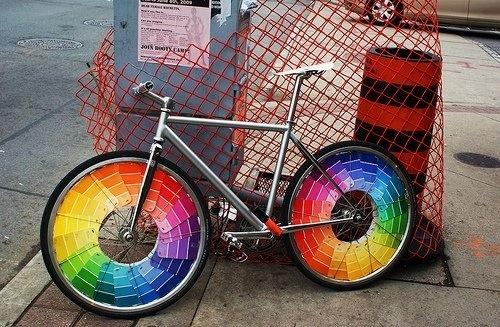 20 diy ways to pimp your bike. Black Bedroom Furniture Sets. Home Design Ideas