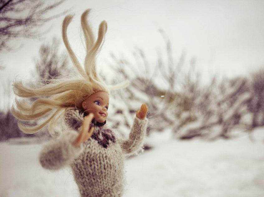 """Icelandic Barbie"" by Rebekka Guðleifsdóttir'"