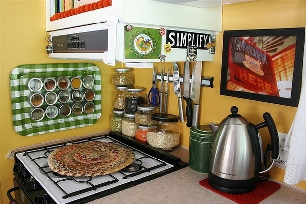 44 Cheap And Easy Ways To Organize Your Rv Camper