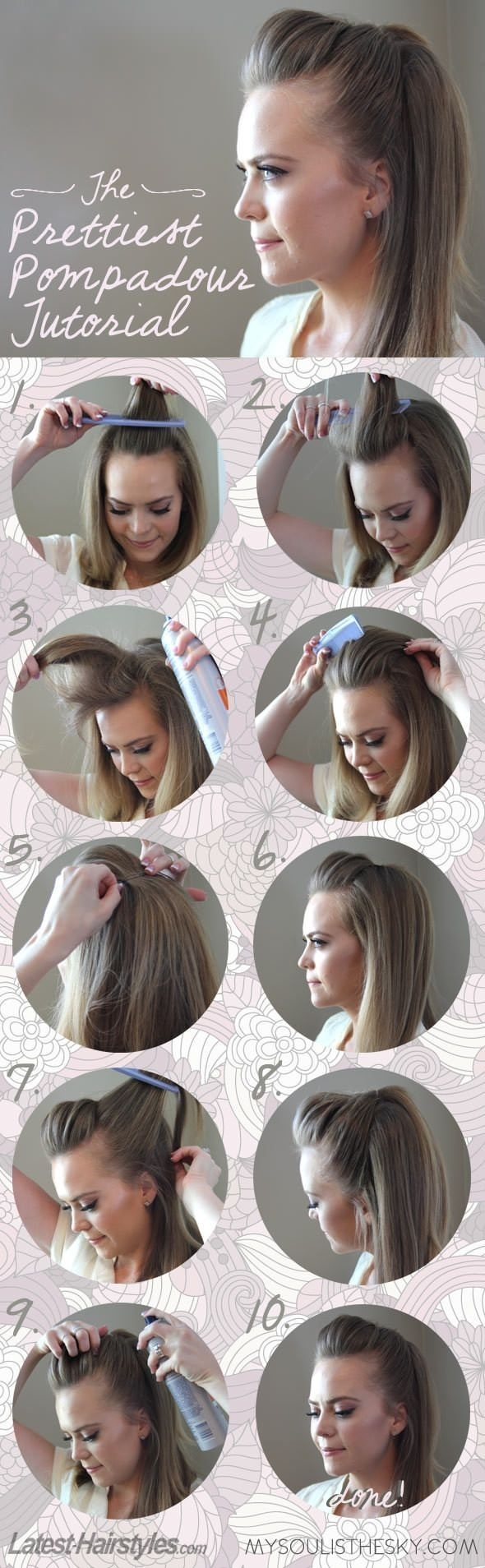 Peachy 23 Five Minute Hairstyles For Busy Mornings Short Hairstyles Gunalazisus