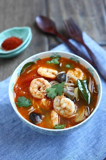22 Bowls Of Warm And Cozy Noodle Soup