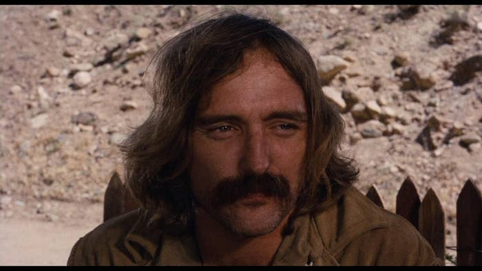 Pictured in Easy Rider.