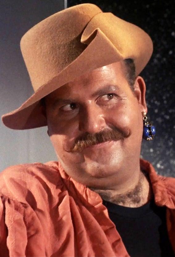 Roger C. Carmel as Harry Mudd