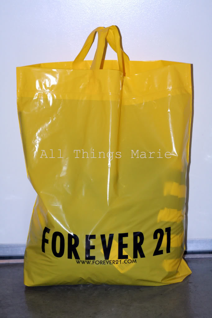 What It S Like Shopping At Forever 21