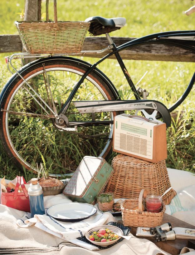 Go on a picnic.