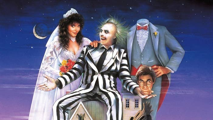 """Tim Burton was approached about doing a sequel, the rumor is he sent the studio """"Beetlejuice goes to Hawai"""" to scare them off. In all fairness we did get a cartoon but I would have loved to see more of the undead world. Bring back Alec Baldwin and Gina Davis too!"""