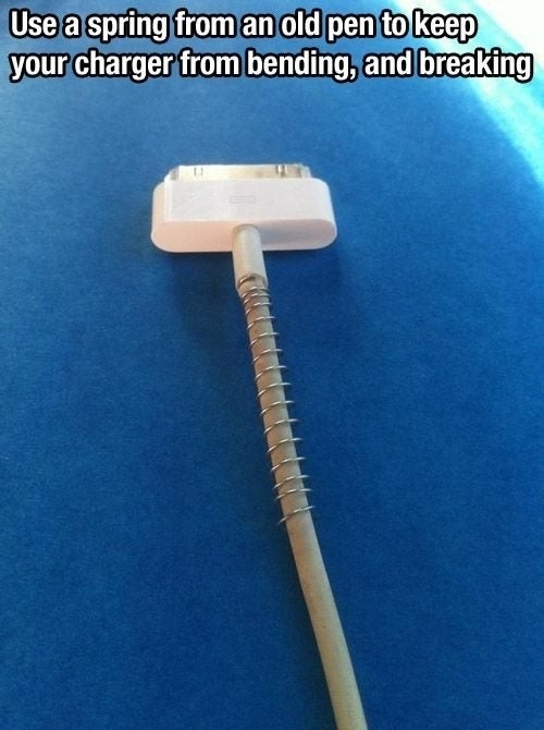 THIS IS THE ACTUAL BANE OF MY EXISTENCE. I HAVE LOST TOO MANY GOOD CHARGERS THIS WAY.