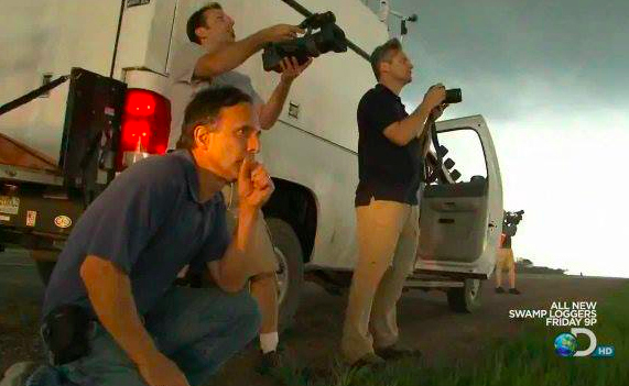 "Stars Of Discovery Channel's ""Storm Chasers"" Killed In Tornado"
