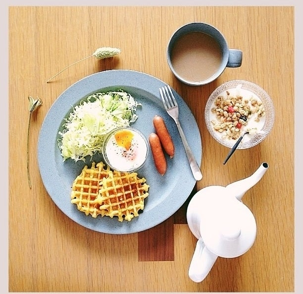 66 Impossibly Beautiful Instagram Breakfasts