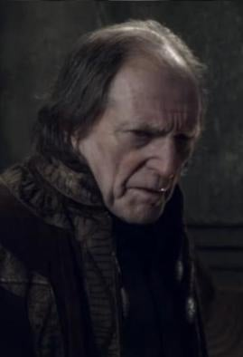 As Walder Frey on Game of Thrones